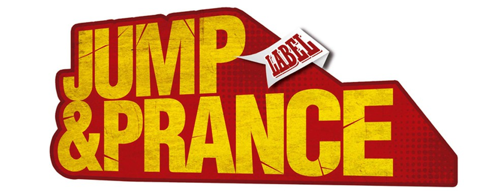 Jump and Prance Label