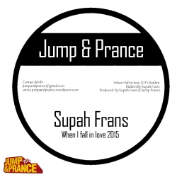 JAP - 002 - When I fall in love 2015 - Supah Frans - Jump and Prance Studio